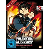 Fullmetal Alchemist Brotherhood - Vol. 3