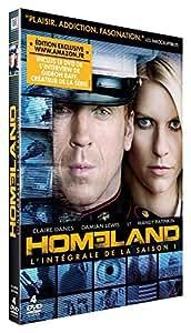 Homeland - Saison 1 - Édition exclusive Amazon.fr (1 DVD de bonus contenant une interview exclusive de Gideon Raff, créateur de la série)