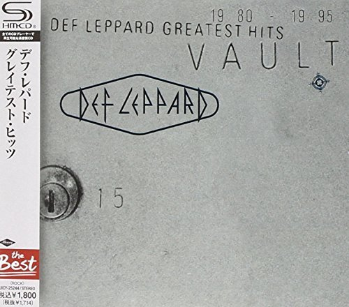 Greatest Hits 1980 Vault 1995 by DEF LEPPARD (2012-06-26)