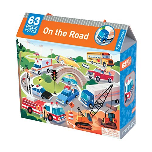 Preisvergleich Produktbild On the Road: 63 Pieces