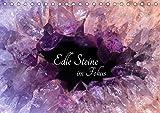 Edle Steine im Fokus (Tischkalender 2019 DIN A5 quer): Jedes Foto ein Schmuckstück (Monatskalender, 14 Seiten ) (CALVENDO Natur)