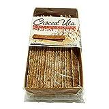 Sfoglie di pane croccante con avena e semi di cumino Croccavita Selection - 3 pezzi da 130 g [390 g]