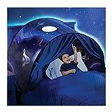 Formesy Traumzelt Bettzelt Spielhaus Zelt Spielhaus Erscheinen Dream Tents Drinnen Kinder Spielen Zelt Geschenke für Kinder (Space Adventure)
