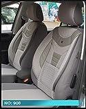 Housses de siège Kia Stonic conducteur et passager à partir de 2017 Numéro de...