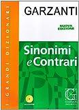 Image de DIZ.SINONIMI-GRANDI N.E. +CD