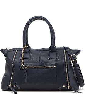 MASQUENADA, Damen Handtaschen, Henkeltaschen, Shopper, Tote-Bags, 46x28x13,5 cm (B x H x T)