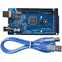 XCSOURCE Mega 2560 R3 + Cavo USB / Mega 2560