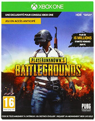 PlayerUnknown's Battlegrounds - PUBG - Xbox One [Importación francesa]