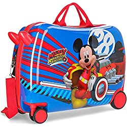 Disney World Mickey Bagage enfant 50 centimeters 39 Multicolore (Multicolor)