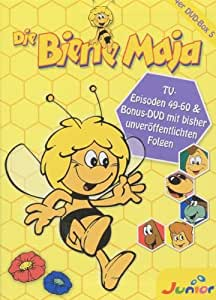 Die Biene Maja - Box-Set 5 [4 DVDs]