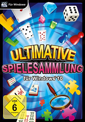 Ultimative Spielesammlung für PC 10 Games in einer BOX (Golf-simulator-pc)