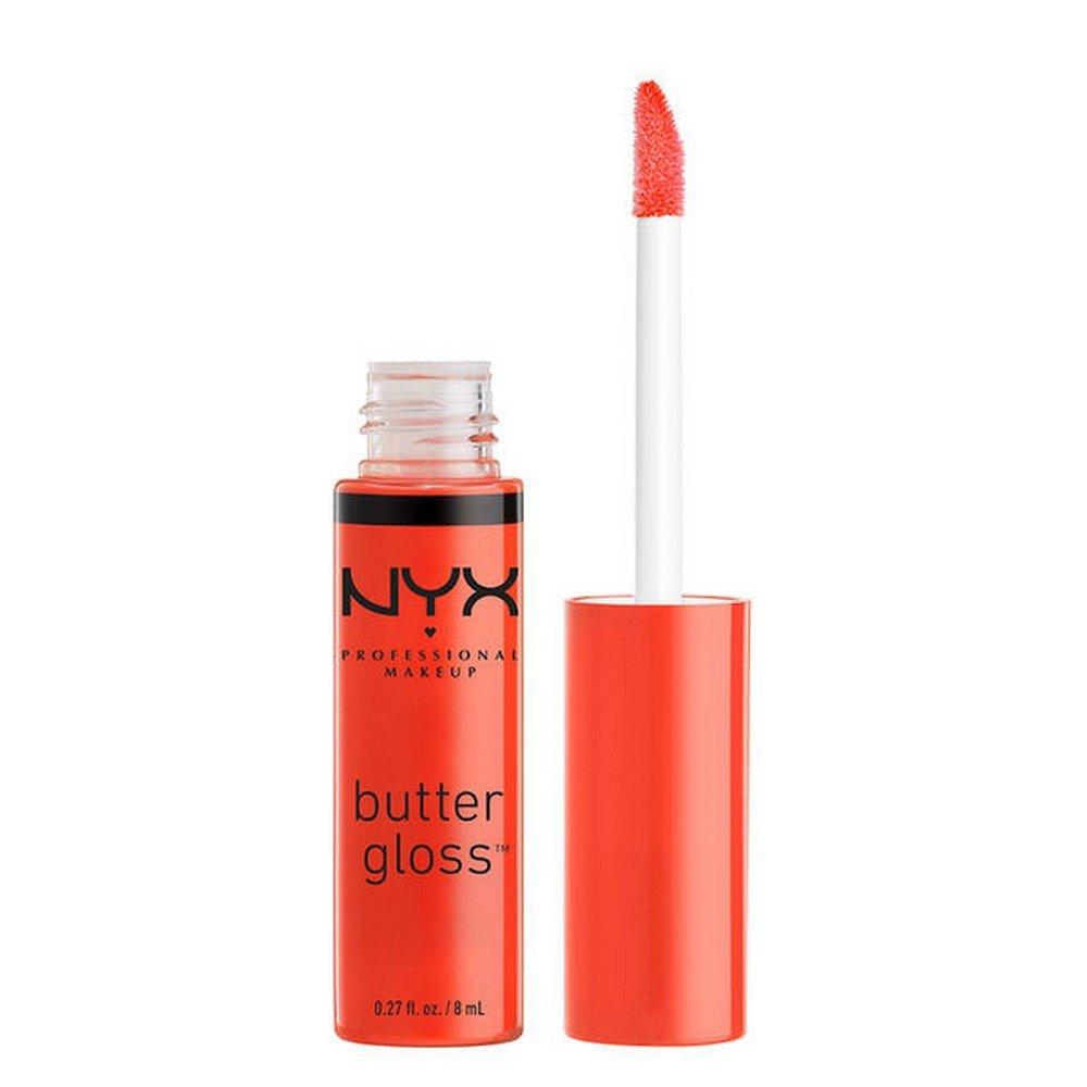 NYX Butter Gloss - Peach Cobbler