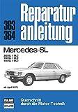 Mercedes 280 / 350 / 450 / SL / SLC (Reparaturanleitungen)