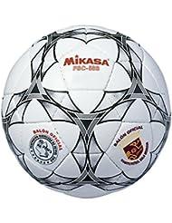 Mikasa Hallenfußball, weiß/Schwarz, 58 cm, FSC-58S