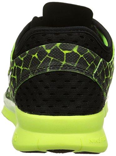 Nike Herren, , wmns nke free 5.0 tr fit 5 prt, mehrfarbig (black/mtllc Mehrfarbig (mehrfarbig (Black/Mtllc Silver-Vlt-White))
