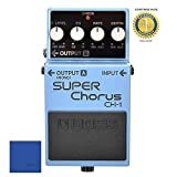 BOSS CH-1 Stereo Pedal de Super Chorus