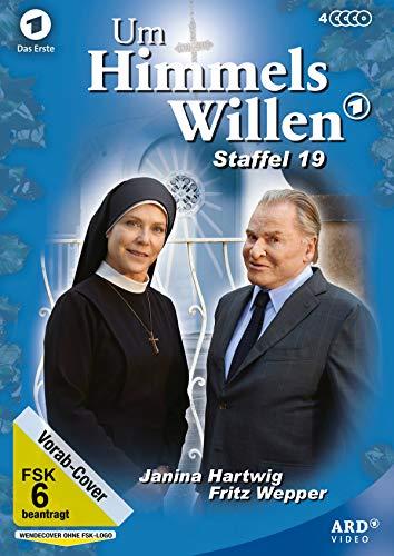 Um Himmels Willen - Staffel 19 [4 DVDs]