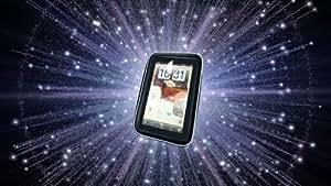 Navitech Wasserfeste Fahrrad Halterung / Montierung mit Case / Cover / Hülle für das iPad Mini, Kindle Fire, Kindle Fire HD, Kindle Paperwhite, Kobo Glo, Goggle Nexus 7, Barnes & Noble Nook HD, Asus SA ME-172v, Blackberry Playbook