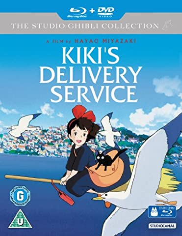 Kiki's Delivery Service [Blu-ray] [Import anglais]