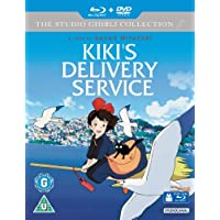 Kiki's Delivery Service (Blu-ray + DVD) Cardboard Sleeve