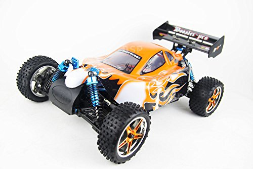 AMEWI BOOSTER PRO Buggy Brushless Blau 70 km/h RC Auto
