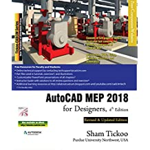 AutoCAD MEP 2018 for Designers, 4th Edition