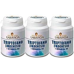 Pack Ana M LaJusticia Triptófano con Magnesio Pack 3 X 60 caps