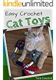 Easy Crochet Cat Toys (Tiger Road Crafts Book 14) (English Edition)