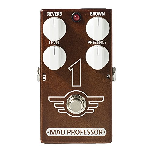 MAD PROFESSOR 1 · PEDAL GUITARRA ELECTRICA
