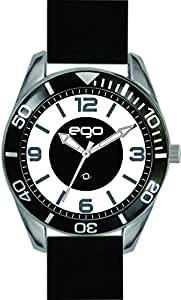 Ego by Maxima Analog Multi-Color Dial Men's Watch - E-30197PAGC