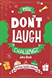 Best Books For 11 Year Old Boys - The Don't Laugh Challenge - Stocking Stuffer Edition: Review