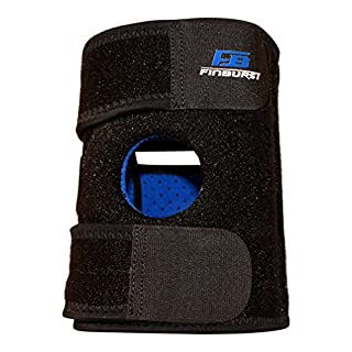 FinBurst Premium Knee Support Brace - Proven Results, 750+ 5-star reviews - Great for Arthritis, ACL, MCL, Meniscus, Joint Pain & more