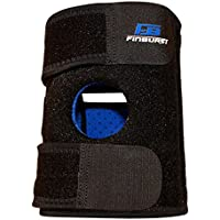 FinBurst Knee Brace - Best Knee Support for Arthritis, ACL, MCL, Meniscus, Joint Pain & more - Satisfaction Guaranteed