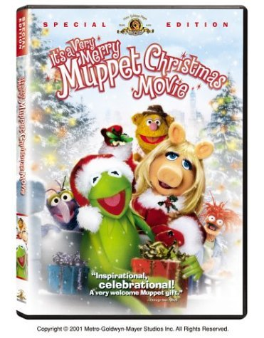 It's a Very Merry Muppet Christmas Movie by Steve Whitmire - Muppets A Christmas