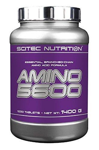 Scitec Nutrition - Amino 5600 - 1000 Tabletten