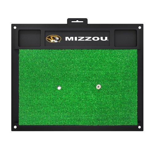 Fanmats 15510Universität von Missouri Golf Hitting Matte