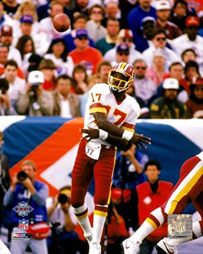 The Poster Corp Doug Williams Super Bowl XXII Action Photo Print (40,64 x 50,80 cm) -