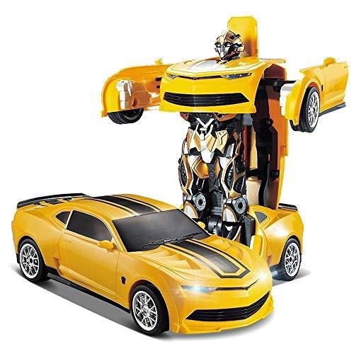 Poooc Control Car 10 Wheel Gravity Sensing 2.4GHz Giocattoli per bambini Alta velocità con licenza ufficiale Auto a distanza con luci di lavoro Bambino elettrico Ricarica ricaricabile Boy Girls Bi 1