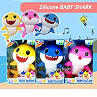 Baby Shark rubber Toy Set of 3