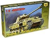 Zvezda 500783678 - 1:35 Panzerkampfwagen V Panther Ausführung D