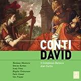 Conti - David / Mijanovic, Kermes, Prina, Christensen, Zanasi, Priante, Il Complesso Barocco, Curtis