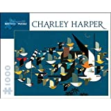 Charley Harper - Mystery of the Missing Migrants: 1,000 Piece Puzzle