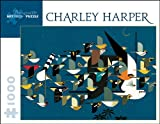 Charley Harper: Mystery of the Missing Migrants: Puzzle (Pomegranate Artpiece Puzzle)