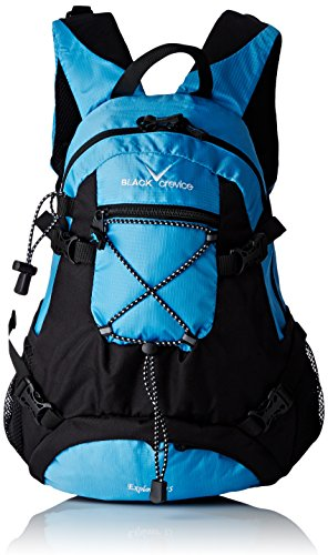 Black Crevice–Zaino da bambini Explorer, Bambini, Rucksack Explorer 15, blu, taglia unica