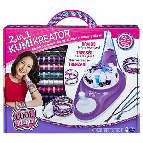 Cool Maker 6053898 - 2-in-1 Kumi Kreator Studio
