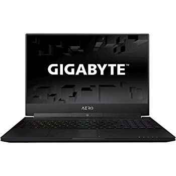 Gigabyte AERO15X v8 - Portátil (Intel Core i7-8750H, NVIDIA GeForce GTX 1070, Pantalla LCD IPS de 144Hz, Windows 10 Pro) Color Negro