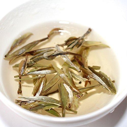 Tea Soul Silver Needle (Bai Hao) Premium Lose Blatt Weißer Tee aus Fuding und aus der Provinz Fujian, 1er Pack (1 x 250 g)