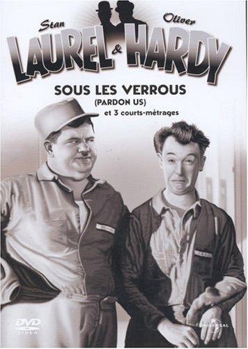 Bild von L&H: Sous Les Verrous Et Courts Metrages [Import belge]