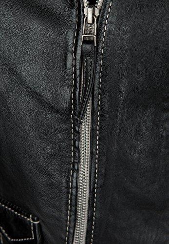 Freaky Nation Lederjacke BLIND TRUST 1 Large, black - 4