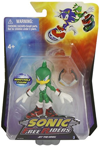 Sonic the Hedgehog 3 Zoll trittbrettfahrer Action Figur Jet Sonic Figuren Amy
